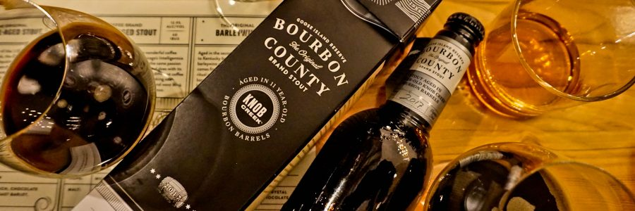 The Goose Island Bourbon County Stout 2017 Lineup