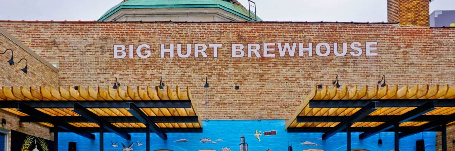 The Big Hurt Brewhouse Reopens as 35 Sports Bar & Grill