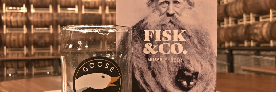 Fisk & Co. Launch at Goose Island Barrel House
