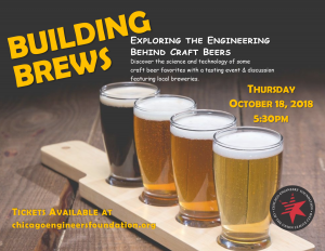 Building Brews: Exploring the Engineering Behind Craft Beers @ Union League Club Of Chicago | Chicago | Illinois | United States