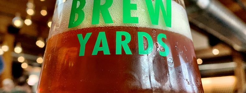 Pour Your Own Damn Beer! District BrewYards arrives on the Near West Side