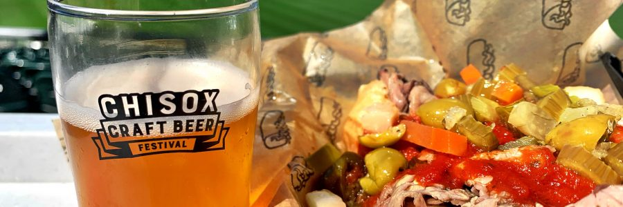 The Inaugural ChiSox Beer Festival