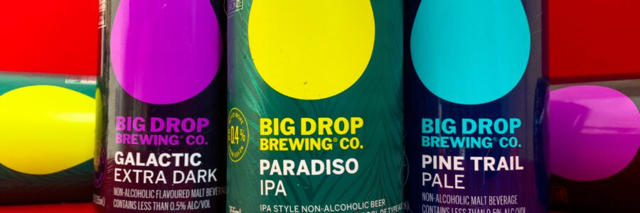 Big Drop Brewing Co. NA Beer Produced in Chicago
