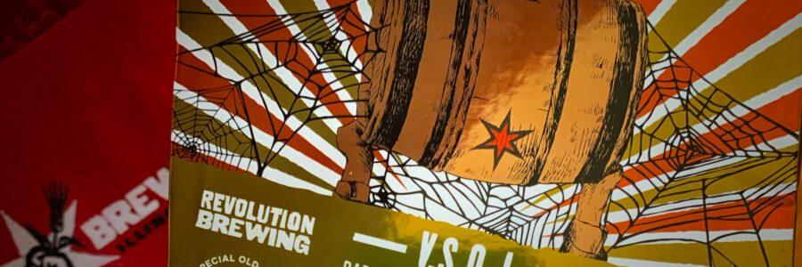 Rev Barrels, VSOJ + The Death of Stout Season