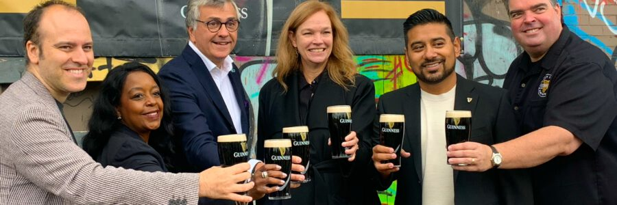 Guinness' Chicago Taproom Aims for St. Patrick's Day 2023 Launch